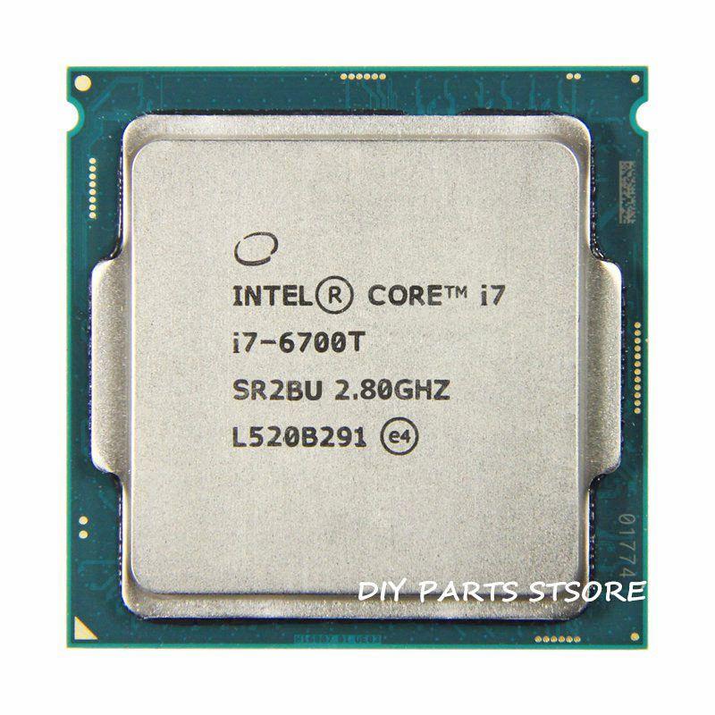 Intel Core Quad Core I7 6700t I7 6700t 4 Croe Lga 1151 3 20ghz 6m Ram Ddr3l 1333 Ddr3l 1600 Ddr4 Gpu Hd530 Intel Core Core I7 Processor