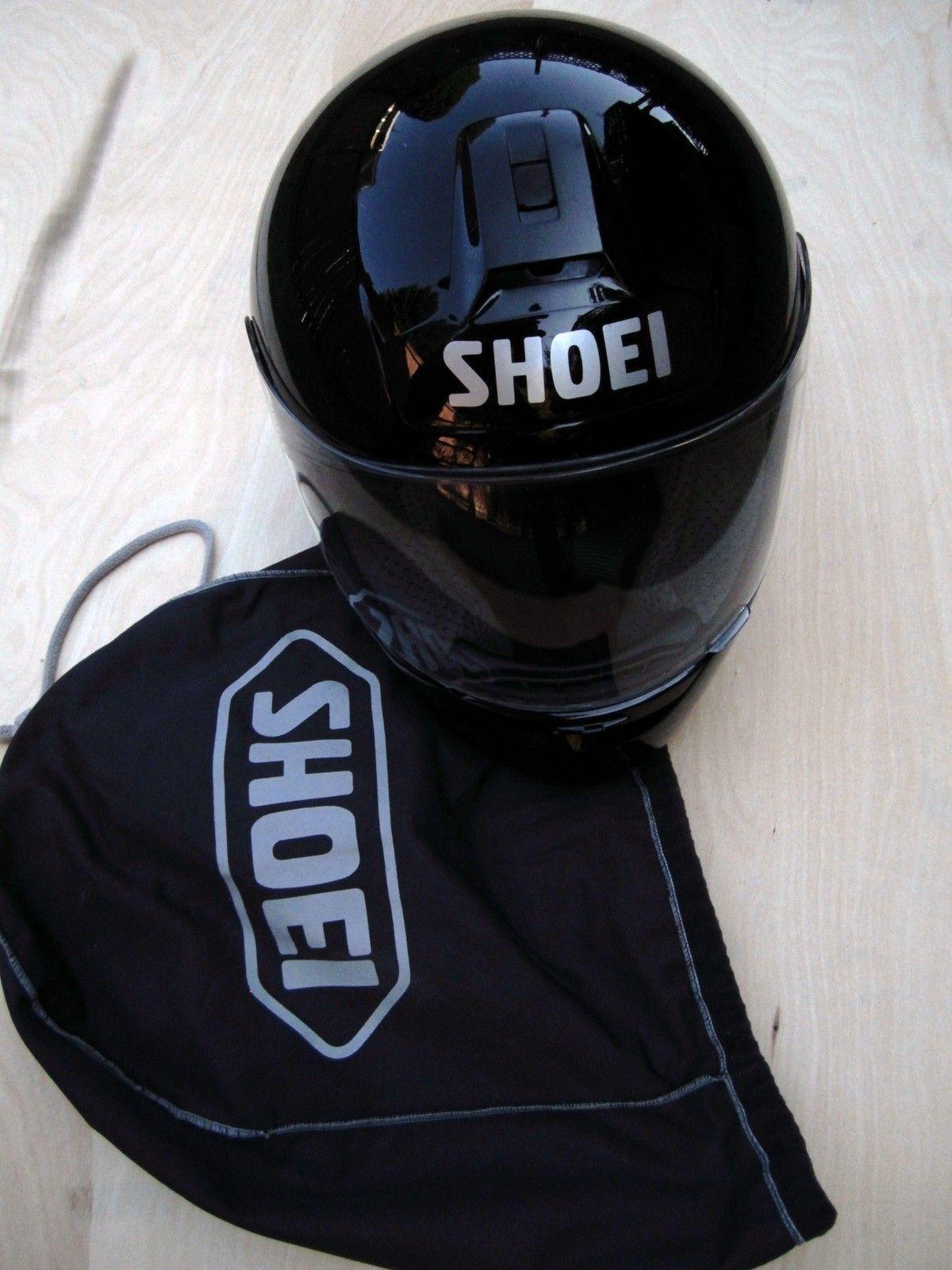 Shoei Women S Motorcycle Helmet Ladies Pre Owned Rf 800 Glossy