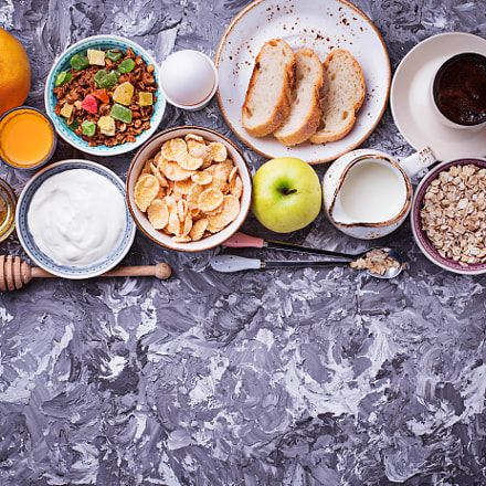 Can you lose weight eating healthy
