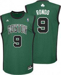 Rajon Rondo Jersey  adidas Revolution 30 Alternate Replica  9 Boston  Celtics Jersey  59.99 http 71f238cec