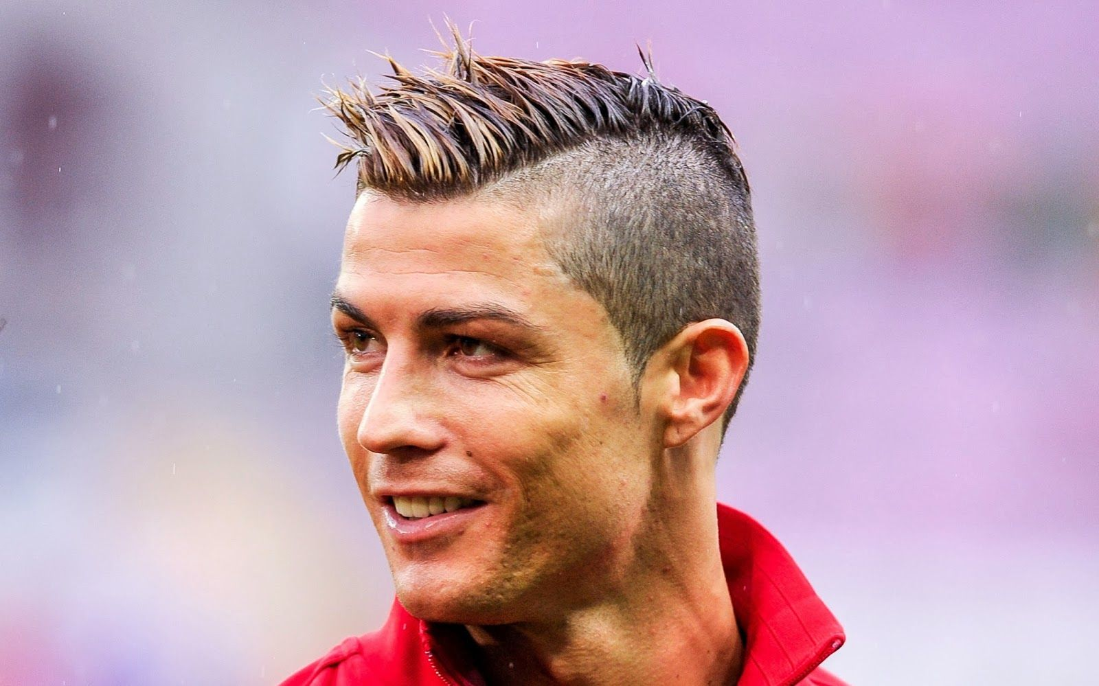 Cristiano Ronaldo Faux Hawk Hairstyle Most Popular Hairstyles For