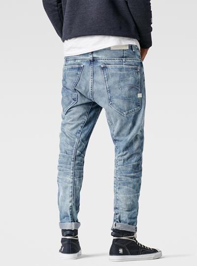 f2f4d13b3f0 RAW for the Oceans - Type C 3D Super Slim Jeans | Denim Wash ...