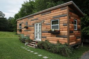 The Nomad S Nest Plans Tiny House Architectural Design