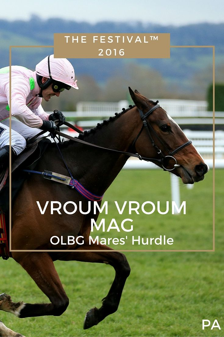 VROUM VROUM MAG winner of the OLBF Mares Hurdle at The