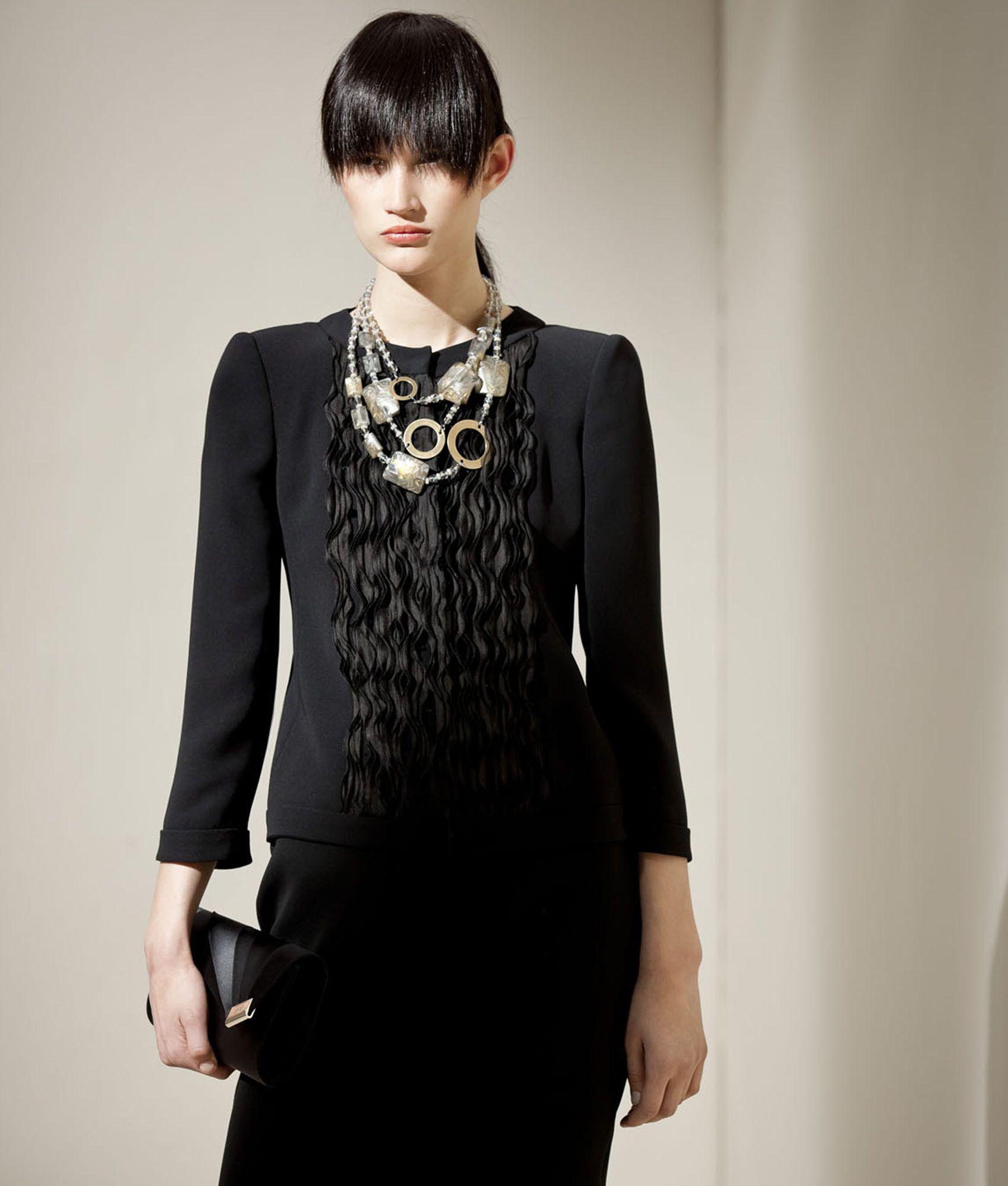 cc39897ac91 ARMANI COLLEZIONI - Women's suit. | Gorgeous | Work suits for women ...