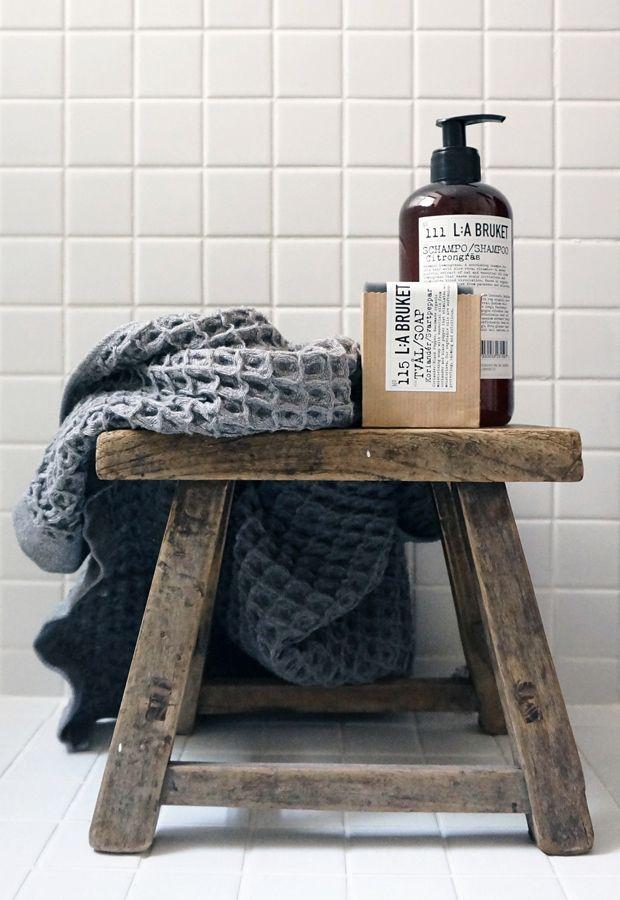 bænk badeværelse l:a bruket | Badeværelse | Bænke, Hjem, Bænk bænk badeværelse