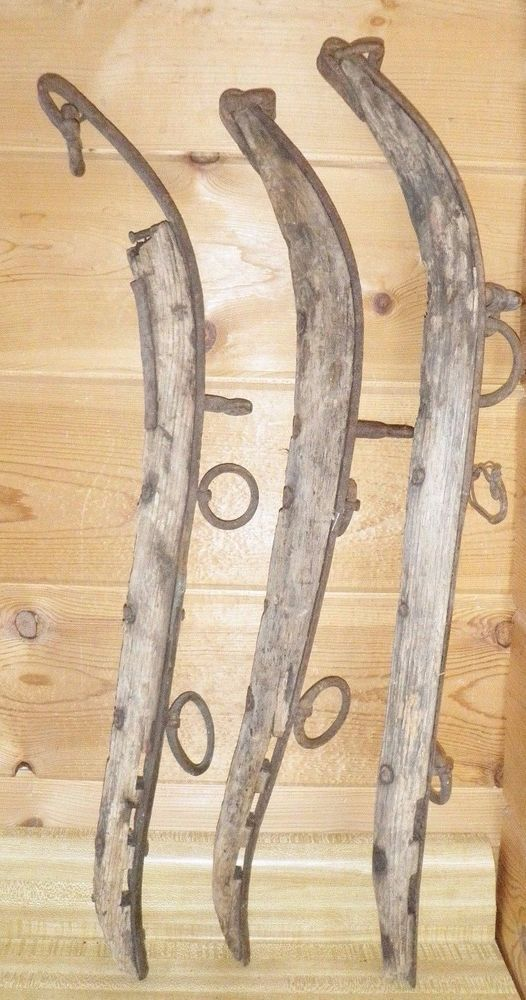 Antique Horse Yoke Chains