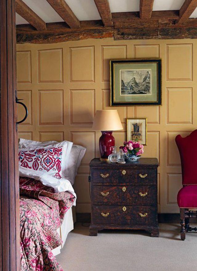 Chambre rustique pour des vacances bucoliques Chambres rustiques