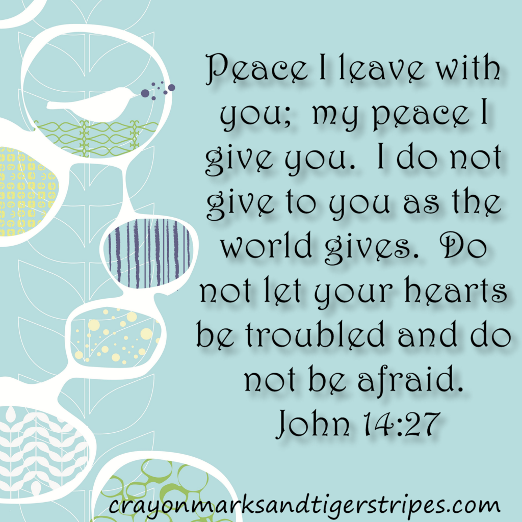 Embracing God's Peace