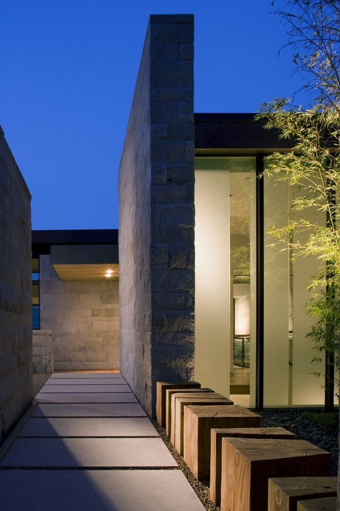 Sonoma vineyard estate entrance luxury mansions modernarchitecture luxurydesign moderndesign luxuryhomes also gallery of aidlin darling design rh pinterest