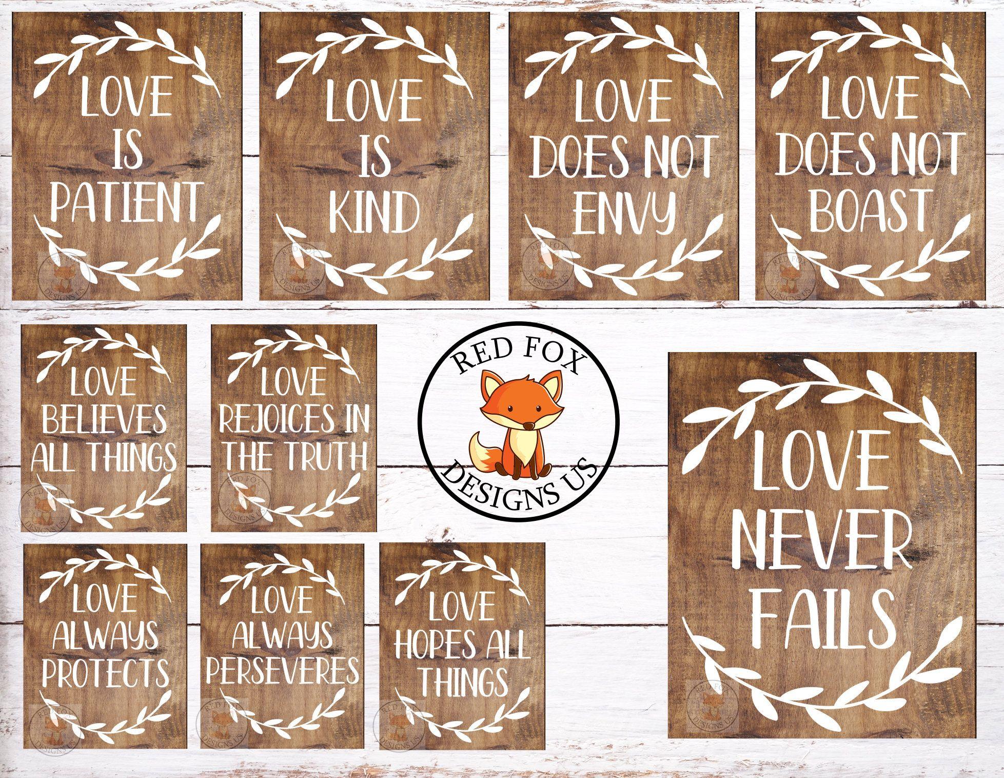 Download Wedding Aisle Signs SVG - DIY Wedding Signs - love never ...