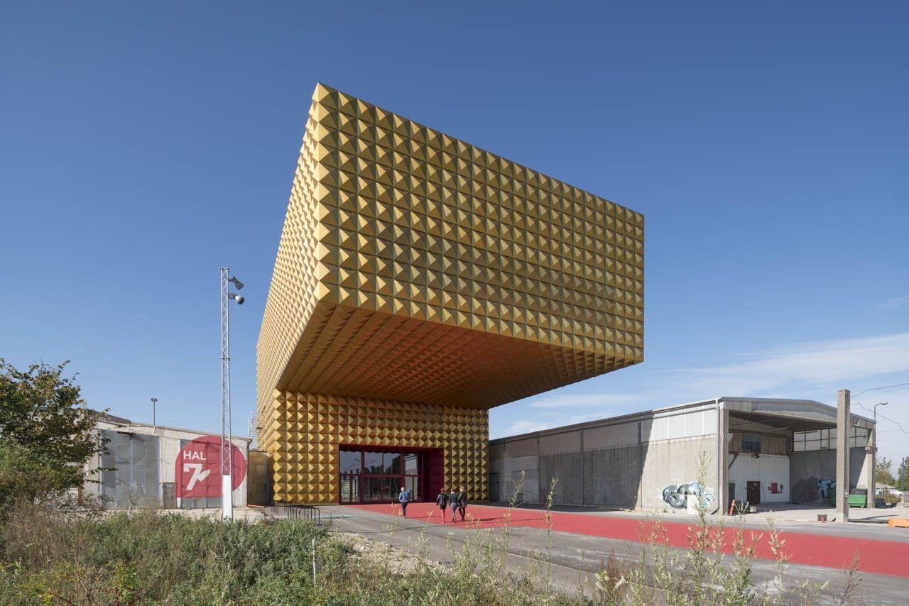 Museum of Rock MVRDV COBE Museums Architecture and Modern