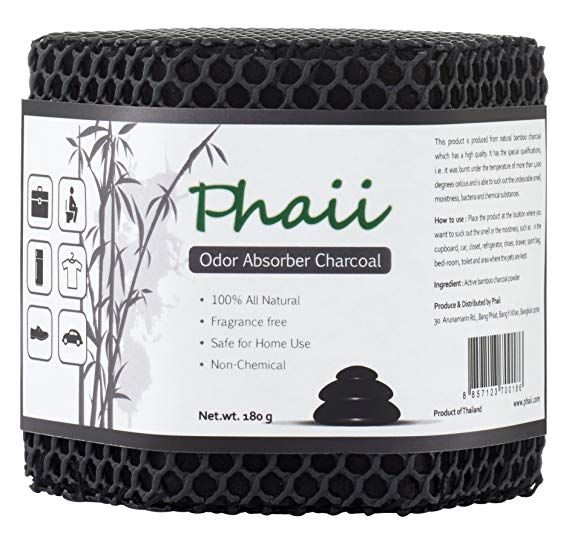 Bamboo Activated Charcoal Odor Absorber Best Air