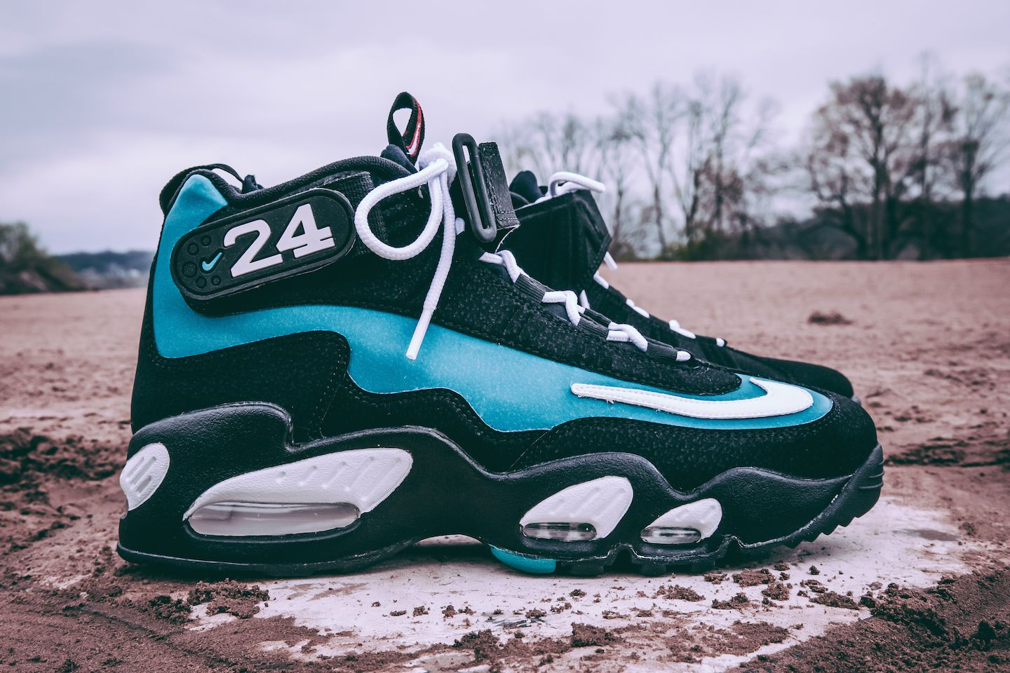 official photos 091db 946f0 Nike Air Griffey Max 1 Freshwater