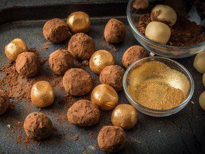 Vanilla Fudge Truffles Recipe | Recipe | Vanilla fudge ...