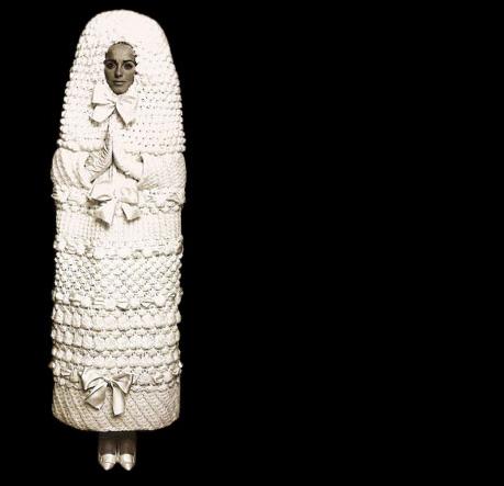 Abiti Da Sposa Ysl.Knitted Wedding Dress By Yves Saint Laurent Abiti Da Sposa