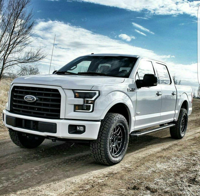 Truck Platinum: 2016 Ford F-150 W/ Custom Anzo LED Lights