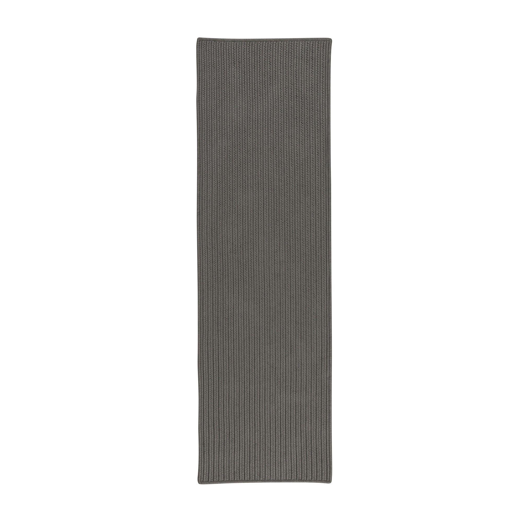 2 5 X 9 Gray All Purpose Reversible Rectangular Mudroom Rug Runner 34233099 In 2020 Rug Runner Rugs Rug Making