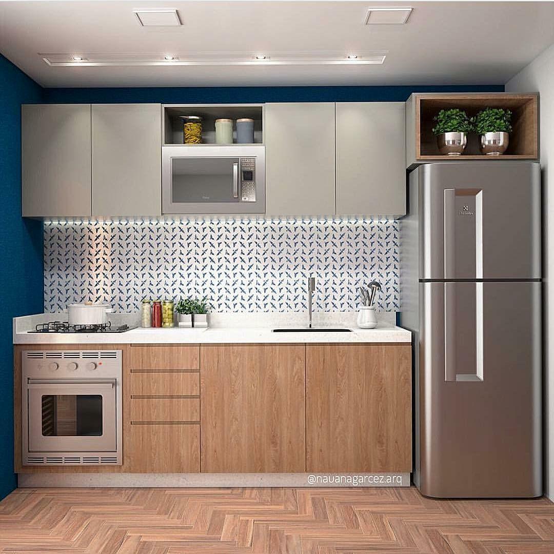 Pin de emily bertazzo en ape decor pinterest cocinas Cocinas pequenas modernas con barra