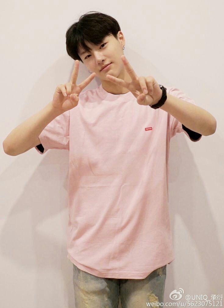 BE MINE x Han seungwoo