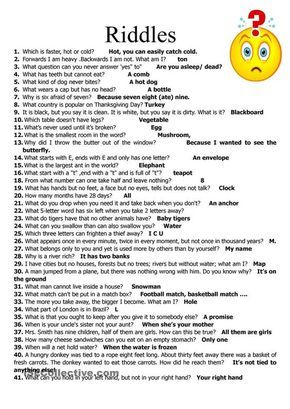 Fun Riddles To Brighten Your Day Jokes And Riddles Funny Riddles Riddles