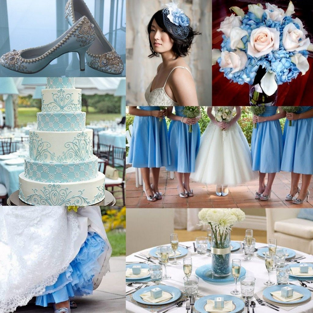 Blue wedding wedding inspiration boards pinterest weddings