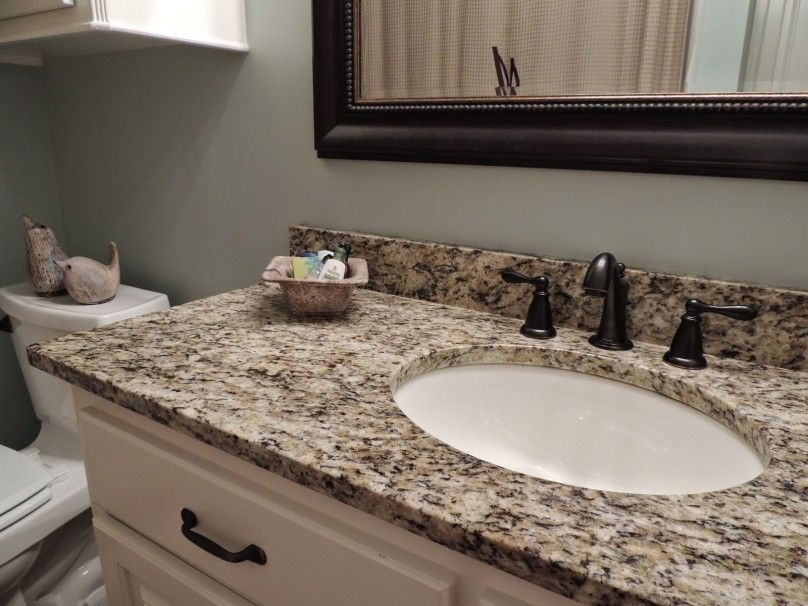 Giallo ornamental granite countertops giallo ornamental for Granito santa cecilia