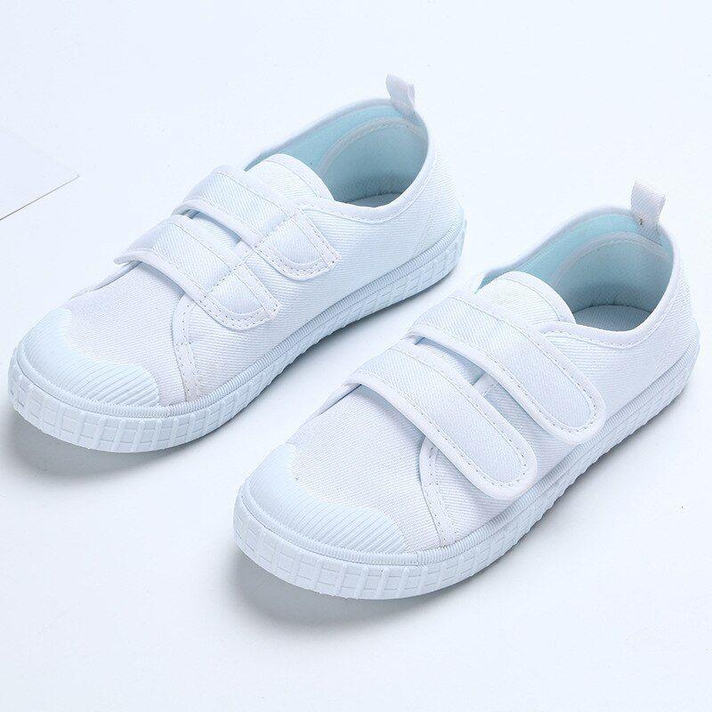 White Ball Shoes Girls