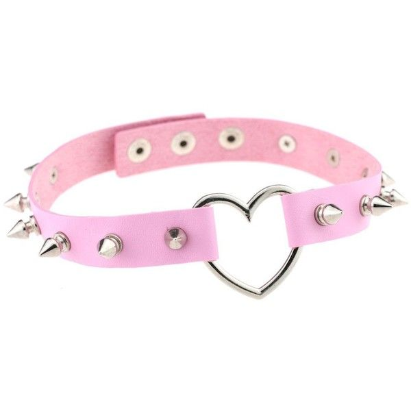 Delicate choker genuine leather Small fashion choker collar black leather with small and big silver rivets