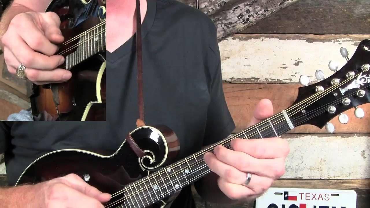 How to Play The Old Rugged Cross on Mandolin Mandolin