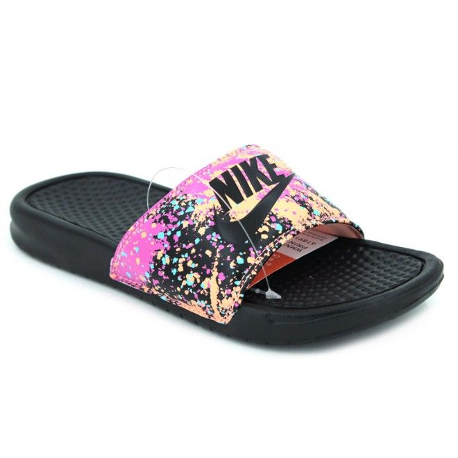 Nike WMNS Benassi JDI 343881 Sandalias Chanclas Mujer ...