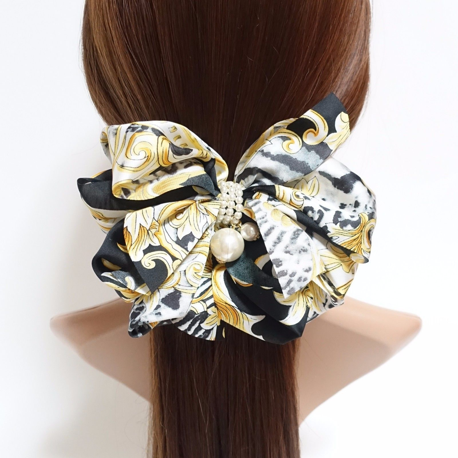 Hair Ties & Styling Accs Wing French Barrette Hair Clip