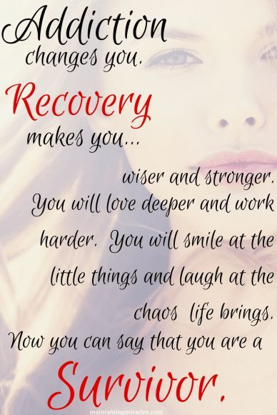 Quotes About Recovery The New You  From Addiction To Recovery  Recovery Quotes