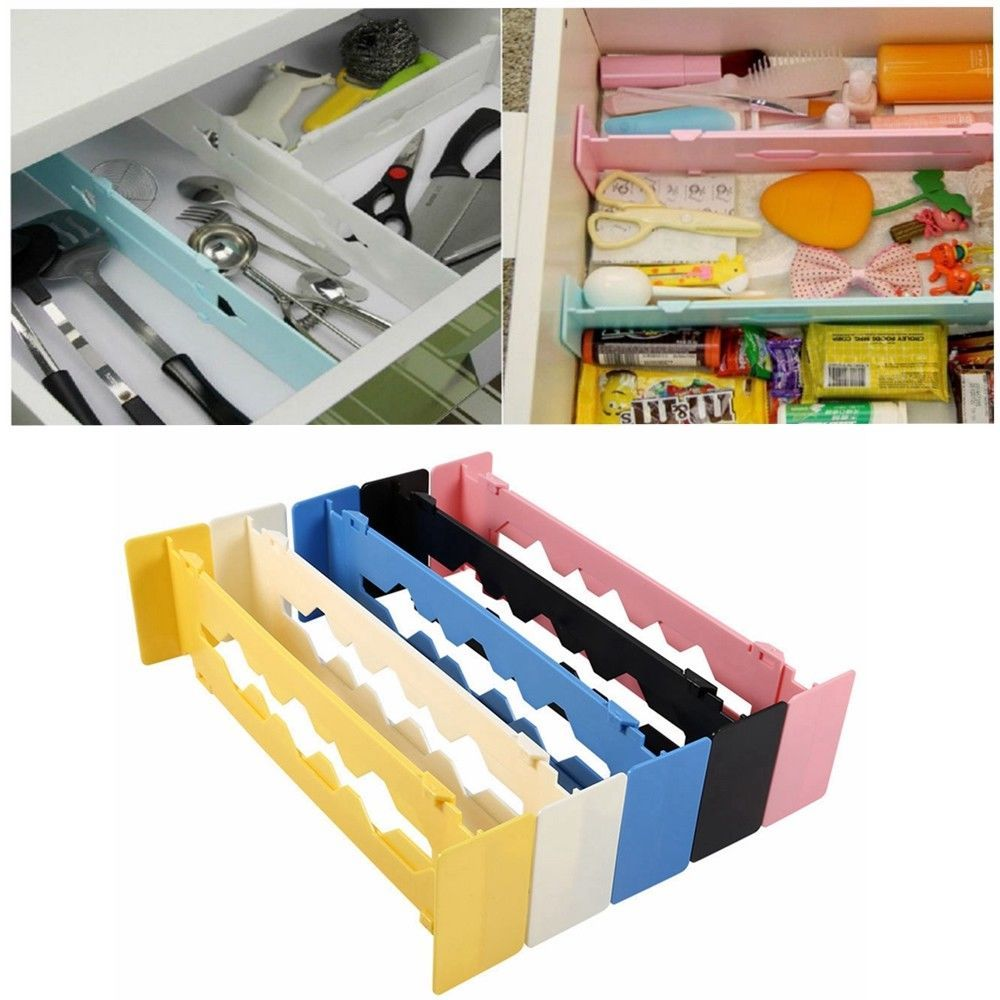 aud expandable drawer dividers plastic clapboard wardrobe