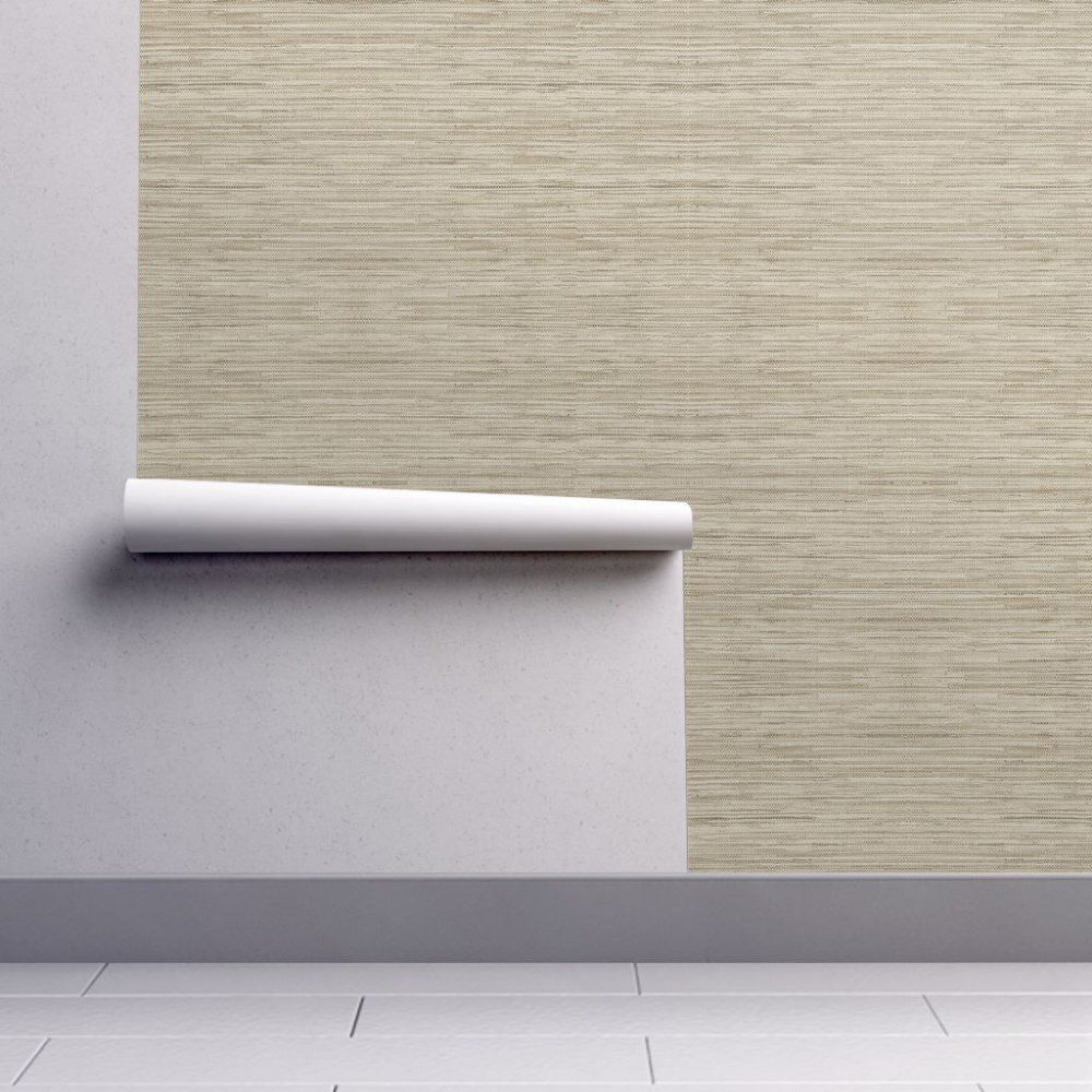 Grasscloth Fabric And Wallpaper In Natur Grasscloth Wallpaper Grasscloth Textured Wallpaper