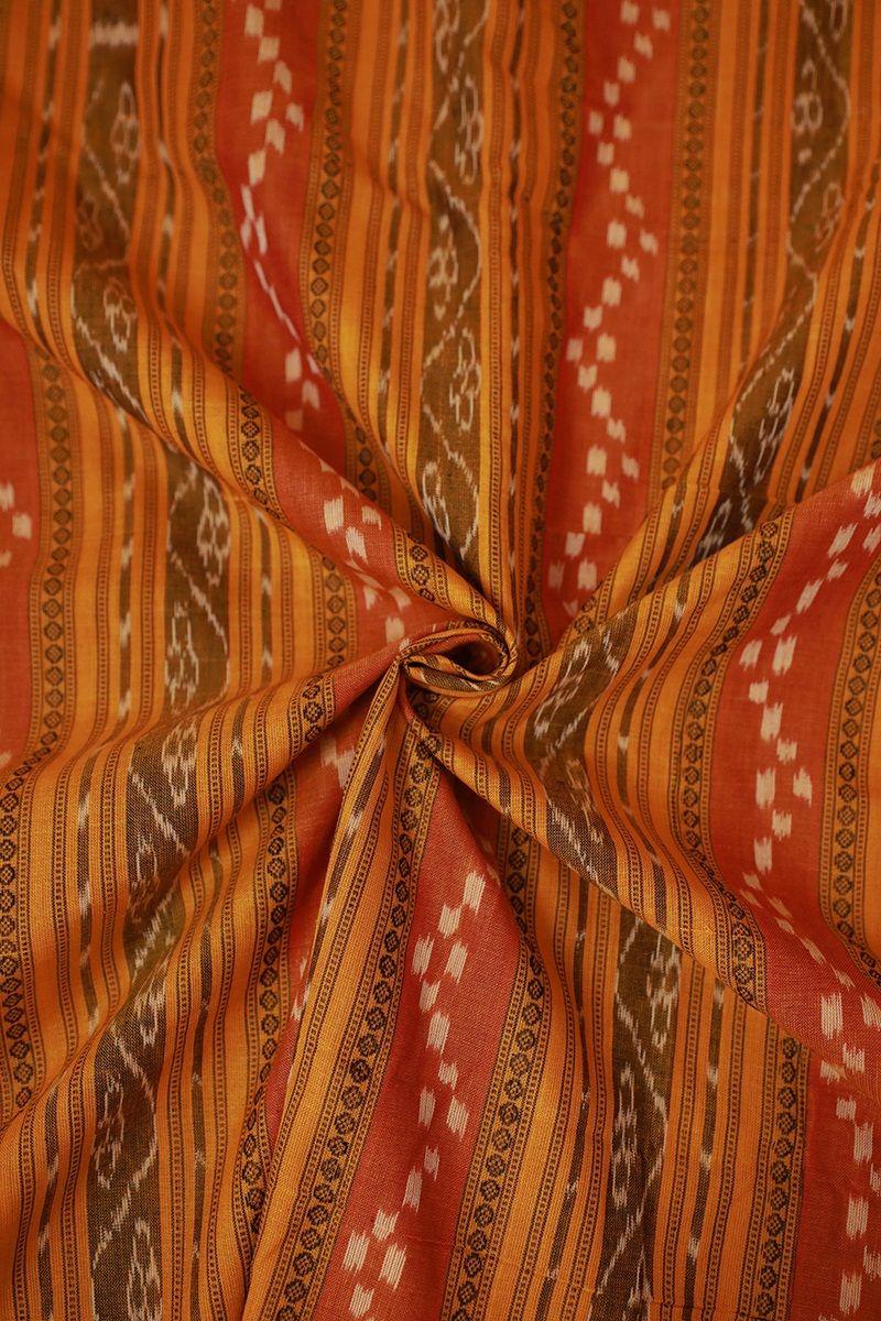 Orissa Ikat Fabrics In 2020 Ikat Fabric Fabric Ikat