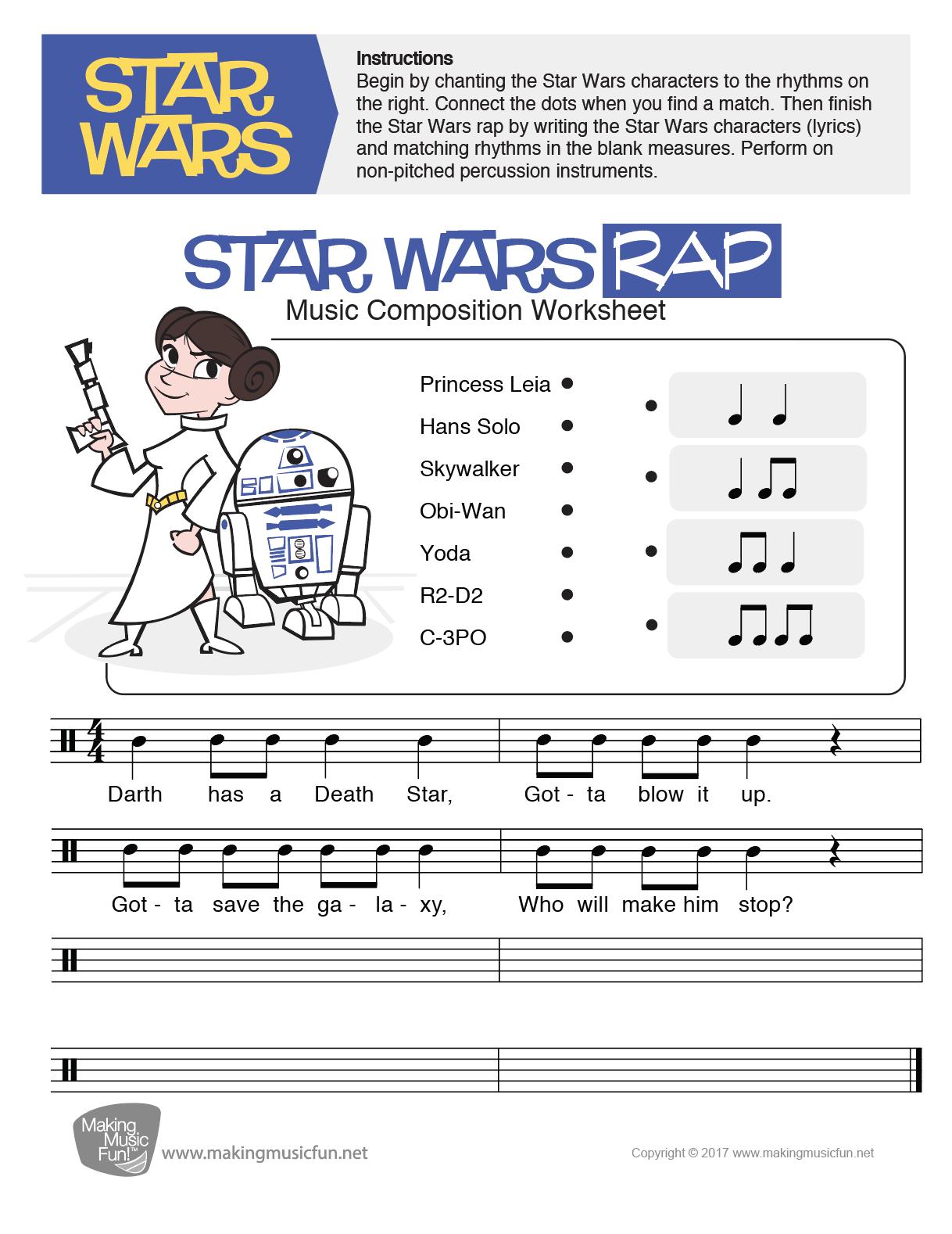 Star Wars Rap John Williams