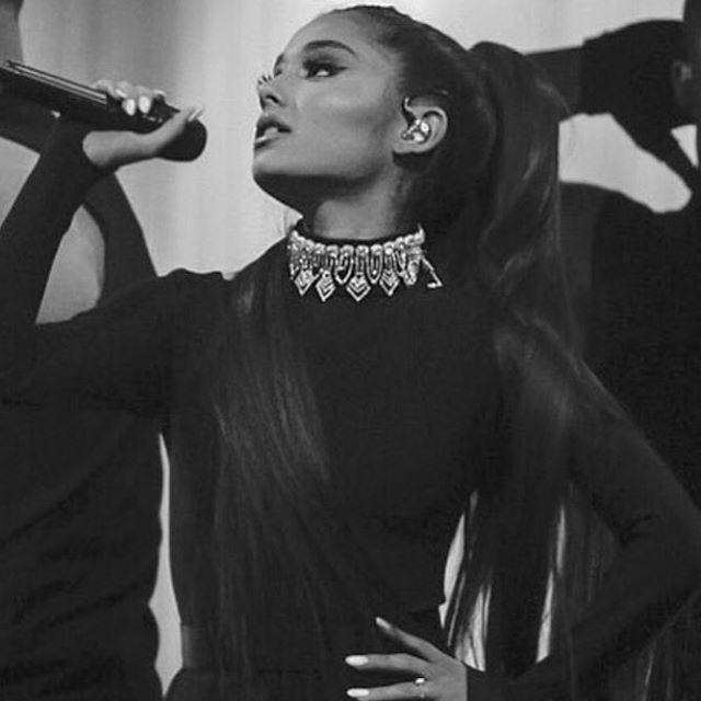 Reposting Jusmilizer So Um Hi Im Back I Guess Ariana Grande