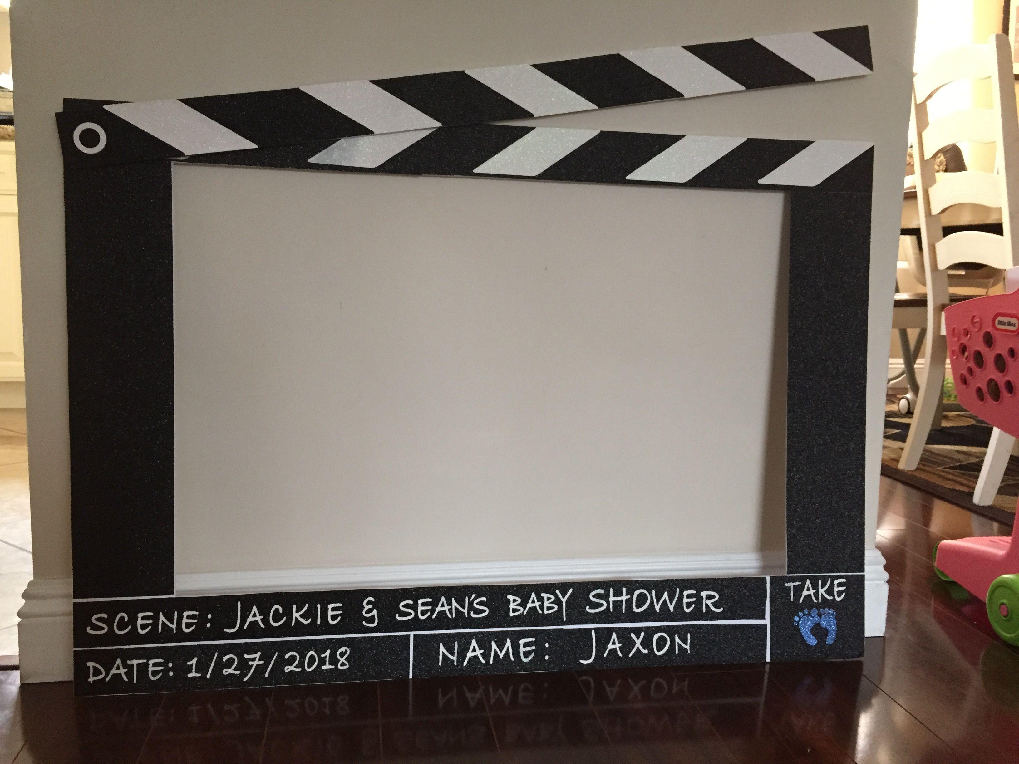 Movie Theme Selfie Frame Frame Movie Themes Home Decor