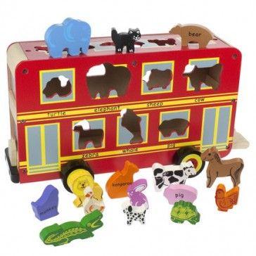Animal bus!