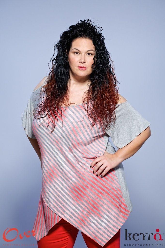 keyrà curvy fast fashion 2014  #shirt #curvy #fashion