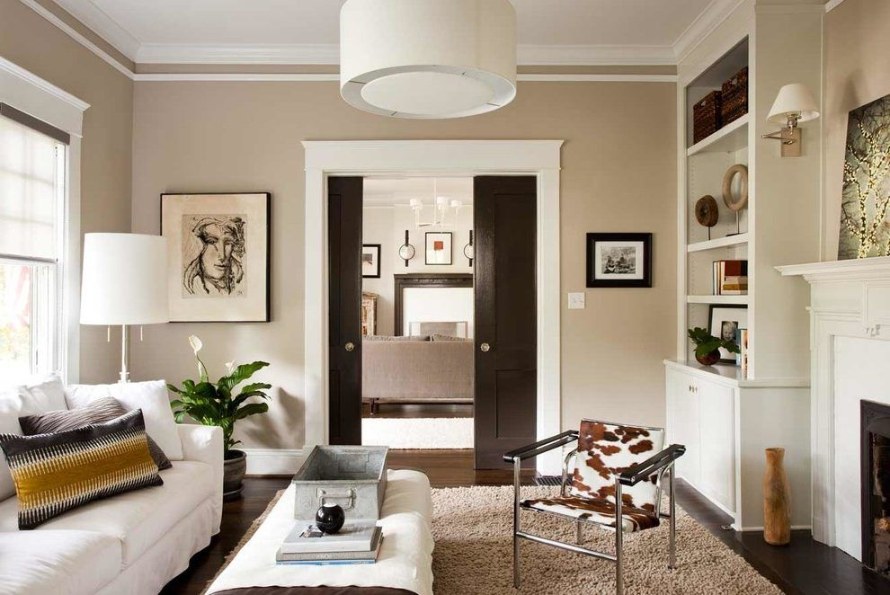 elegant study rooms contemporary living room home on best neutral paint colors for living room sherwin williams living room id=37795