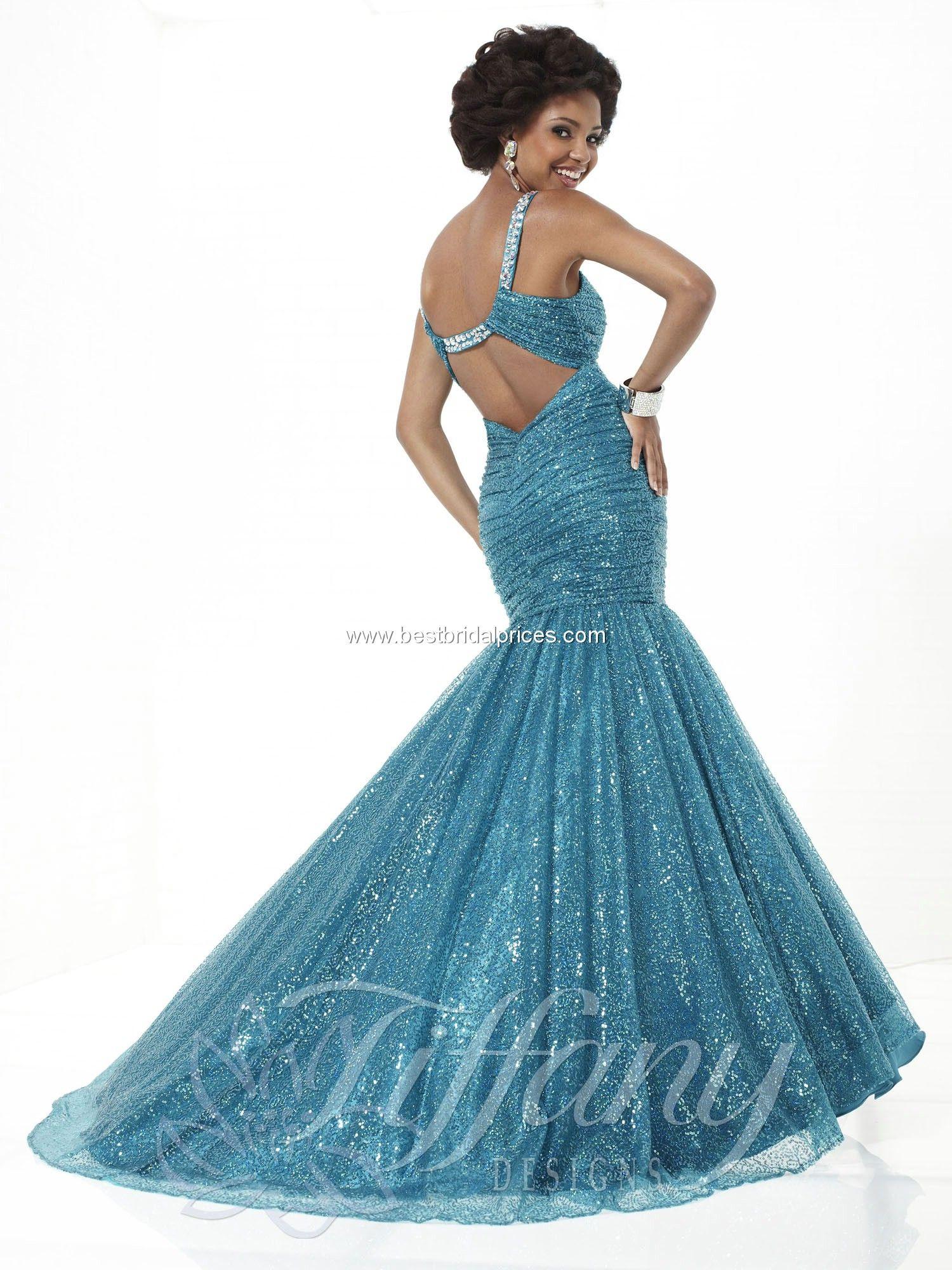 Tiffany In Stock Purple Dress - Style 16751 [16751] - $408.00 ...