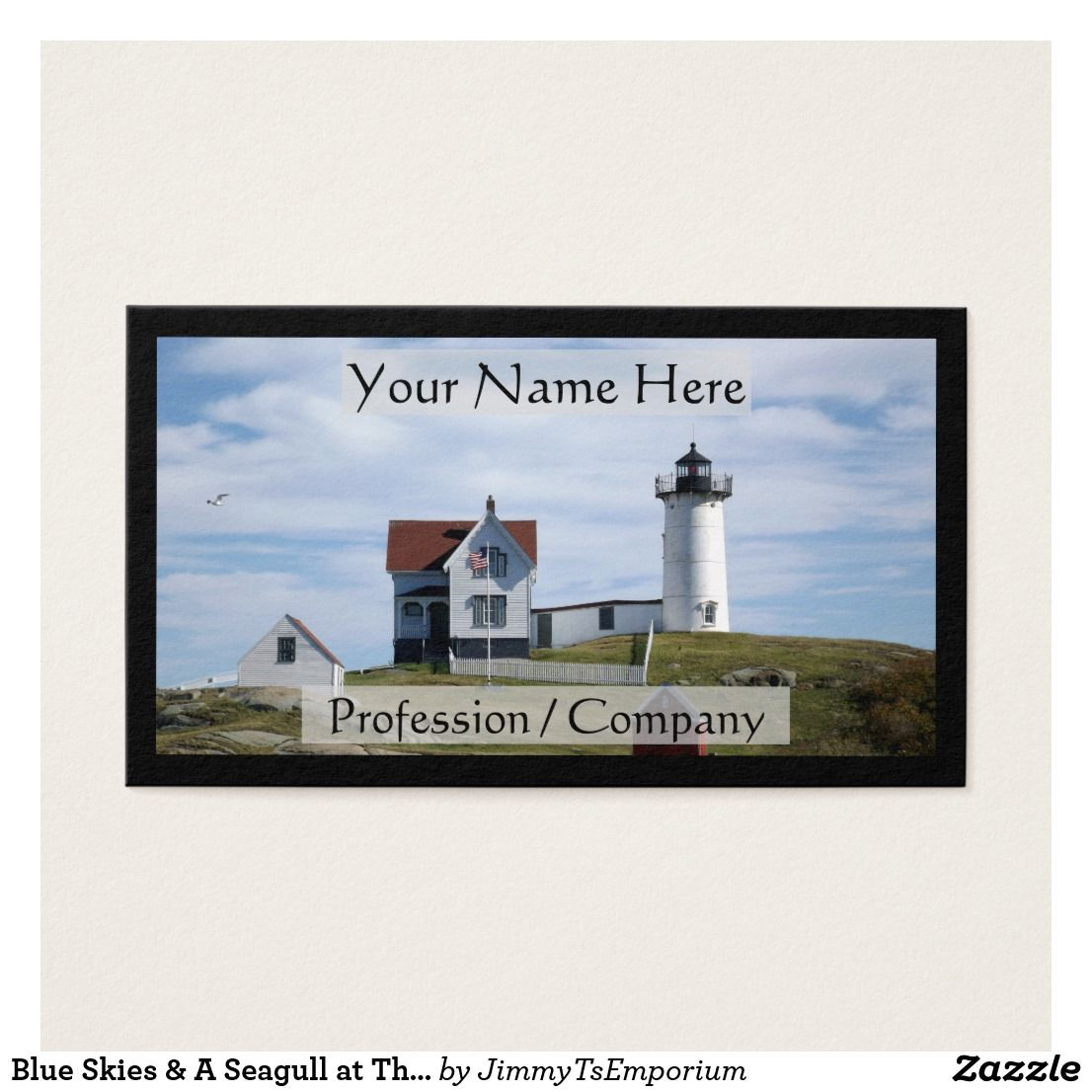 Lighthouse Business Cards Images - Free Business Cards