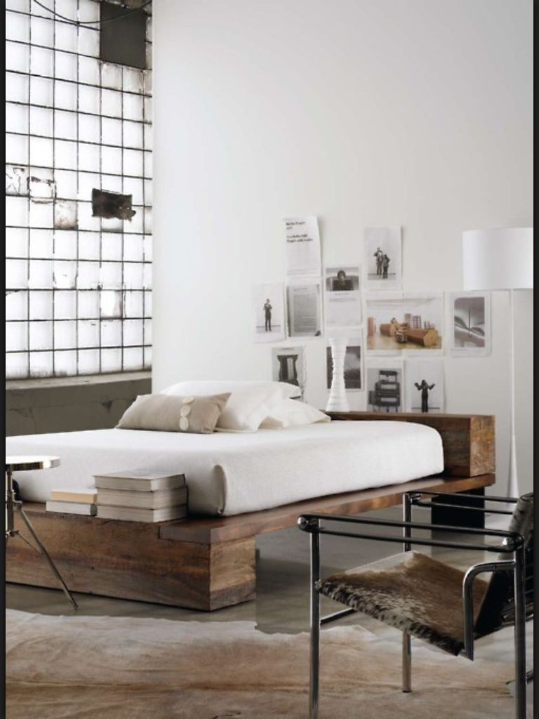 Pin by daniela jaques branco on room pinterest wood beds bed
