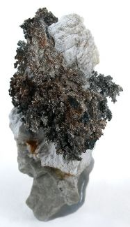crystallized silver