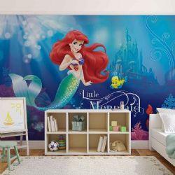 Mermaid · Ariel Little Mermaid Wall Murals
