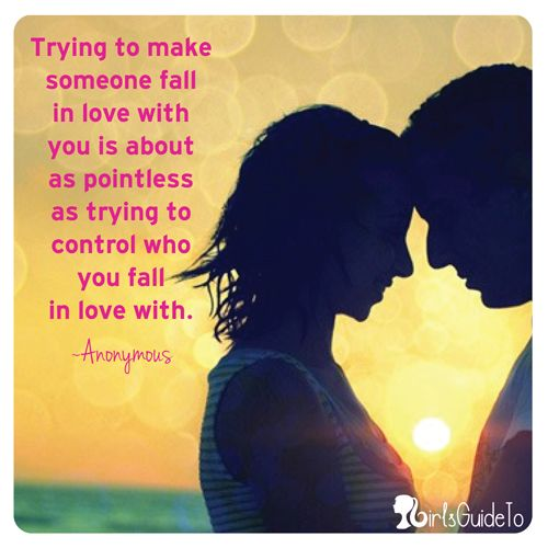 How To Make Some One Fall In Love