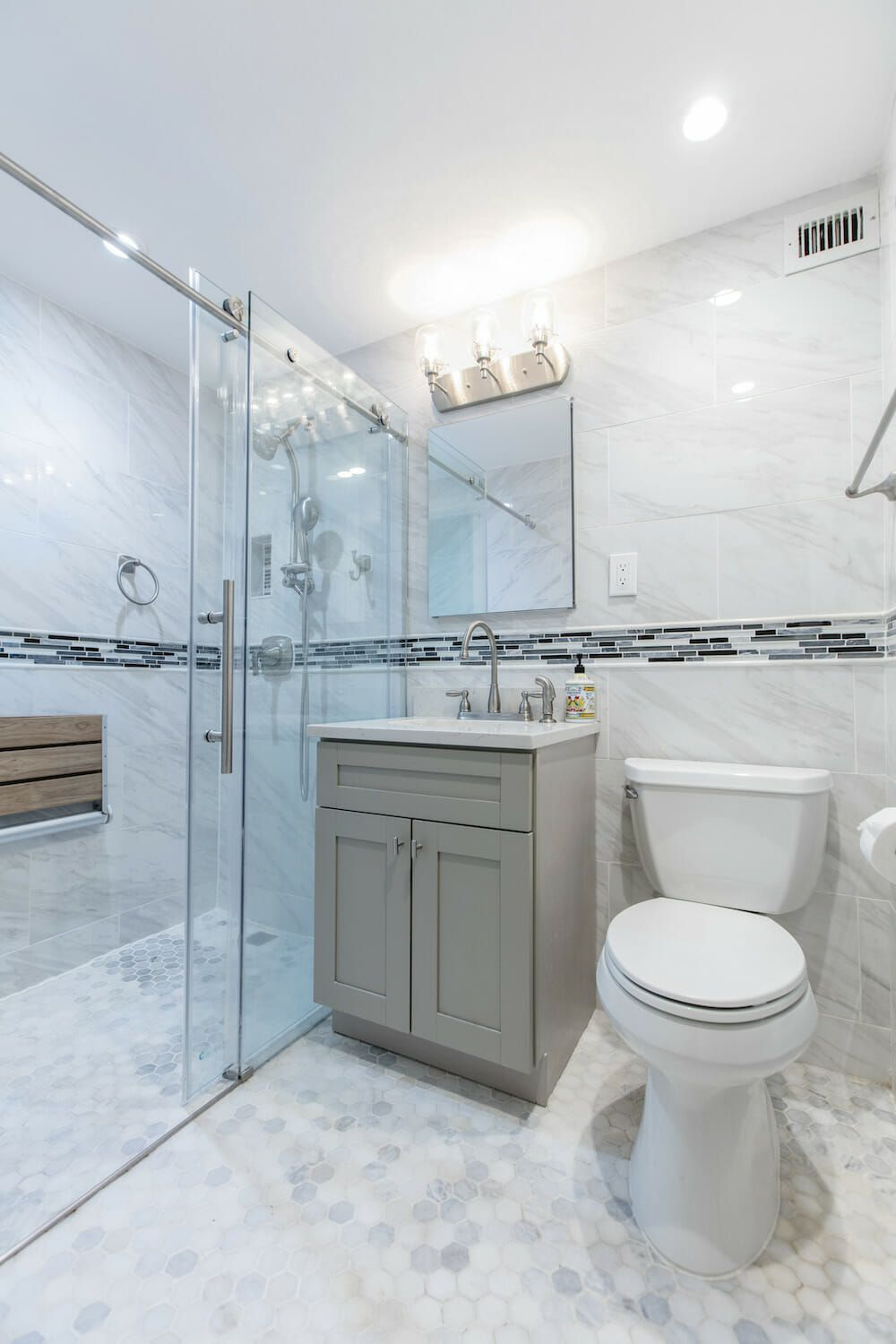 Take A Look At The Best Bathroom Trends Of 2019 With Images Shower Remodel Bathroom Trends Big Bathrooms