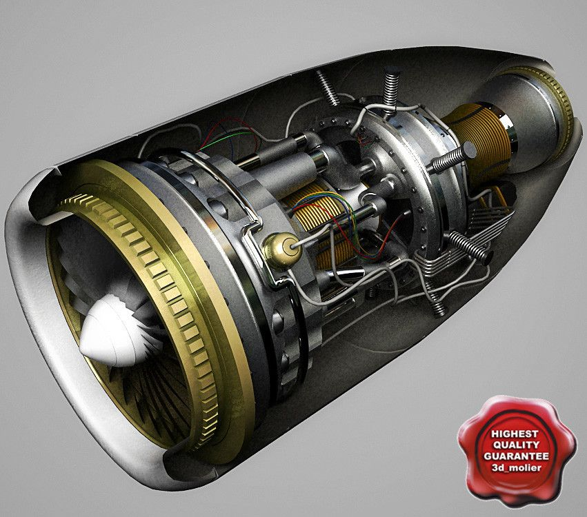 Mini Turboprop Engine: Pin By Michael On Xray Option 2